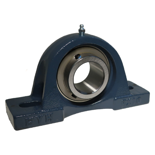 044-037 BACKSTAND BELT GRINDER PILLOW BLOCK BEARING, 2 inch backstand grinder spindle bearing, backstand grinder spindle bearing, cast steel pillow block bearing, steel pillow block bearing, grinder pillow block bearing