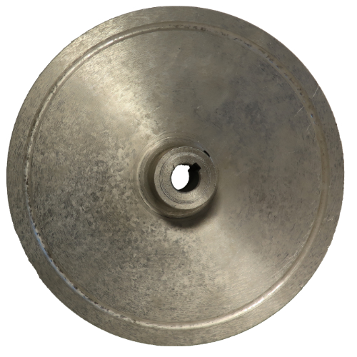 160-004 S4SWBD Wet Sander 8 Inch Aluminum Disc Holder