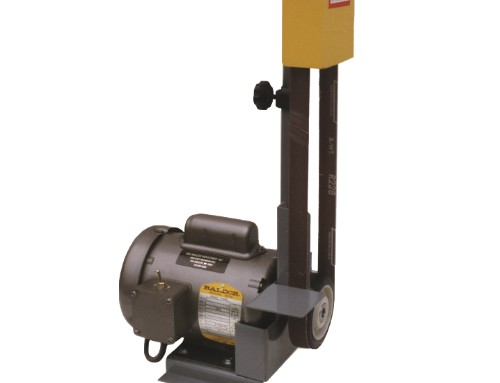 Why is a belt sander necessary for your workshop?