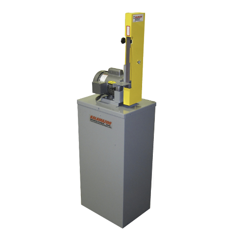 1SMV 1 X 42 INCH INDUSTRIAL SANDER WITH DUST COLLECTOR