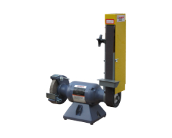 "2SK7 2"" combination sander with 7"" grinding wheel"