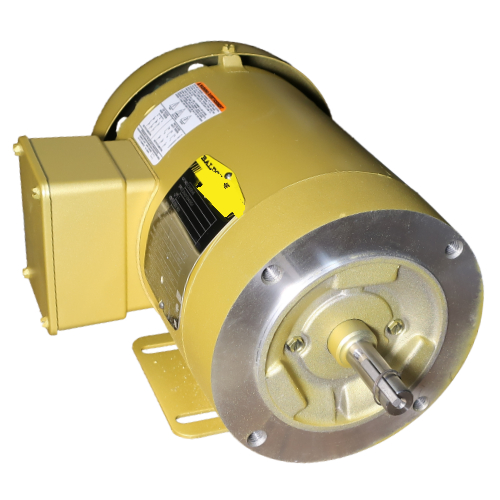 486-004 1HP 3PH 230 AND OR 460V TEFC INDUSTRIAL MOTOR