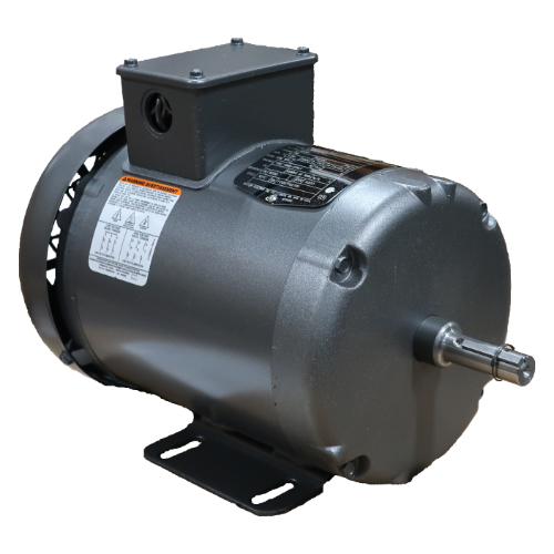 486-007 3HP 3PH 220V or 440V replacement motor, 3HP 3PH 220V or 440V replacement motor, 3HP 3PH 220V or 440V motor, 3hp 3ph heavy duty motor, 3HP 3PH motor, abrasive chop saw motor, chop saw motor, industrial sanders