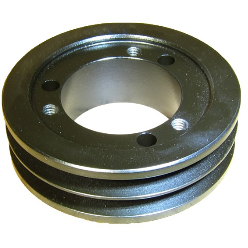 560-051 replacement spindle v-belt pulley, belt sander, combination belt sander, sander, wet belt sander, sander pulley