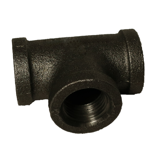 716-041 .5 inch industrial black pipe tee, wet saws, wet sanders