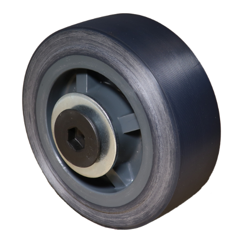 936-007 5 X 2 INCH BELT SANDER DRIVE PULLEY WITH STEEL HUB