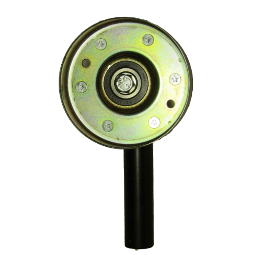 936-030IPA replacement 2 inch idler pulley assembly, replacement 2 inch idler pulley assembly, 2 inch idler pulley assembly, bearings, tension, tension rod , pulley, sander
