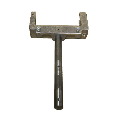 960-006 6 INCH BELT SANDER YOKE AND TENSION SHAFT