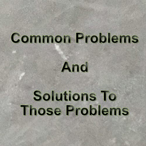 Most common problems and solutions to those problems, sanding belt, equipment, problems, industrial