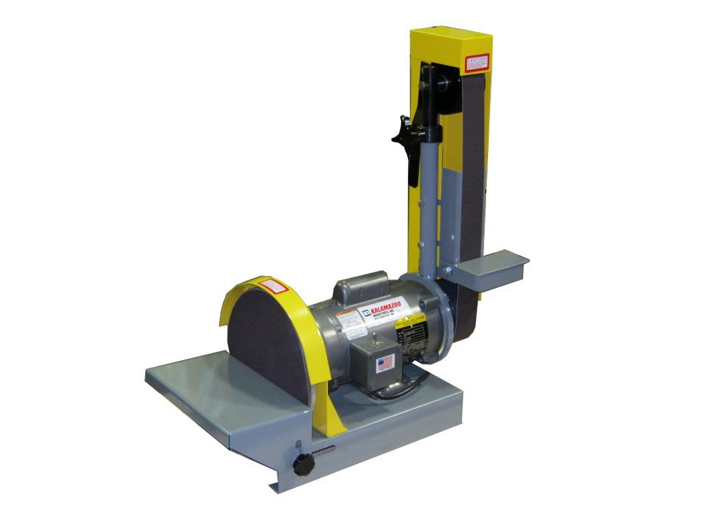DS10-2M 2 x 48 inch and 10 inch belt and disc combination sander, 2 x 48 inch and 10 inch belt and disc combination sander, belt and disc combination sander, combination sander, 48 inch and 10 inch belt and disc combination sander, equipment , tool, 10 inch disc