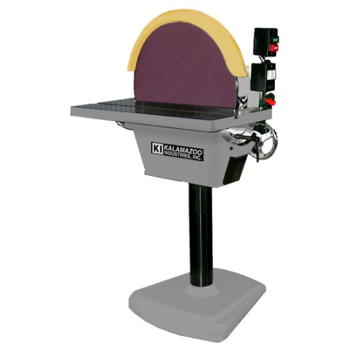 DS20 20 inch heavy duty vertical disc sander