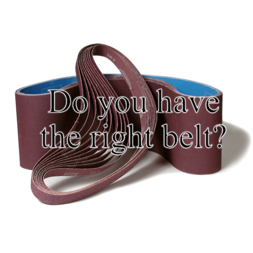 Having the right belt for your belt sander is important, the right belt for your belt sander is important, belt for your belt sander is important, belt for your belt sander, Choosing the right belt for your belt sander is important, the right belt for your belt sander is important, belt sander, sander