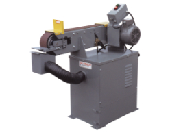 KS490HV-5 4 X 90 INCH BELT GRINDER WITH DUST COLLECTOR thumb