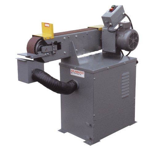 KS490HV-5 4 X 90 INCH BELT GRINDER WITH DUST COLLECTOR