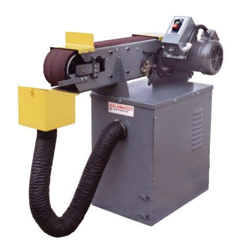 KS690HV 6 x 90 inch heavy duty industrial horizontal belt grinder