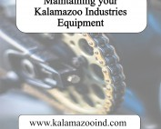 Maintaining Your Kalamazoo Industries Equipment, training, cleaning