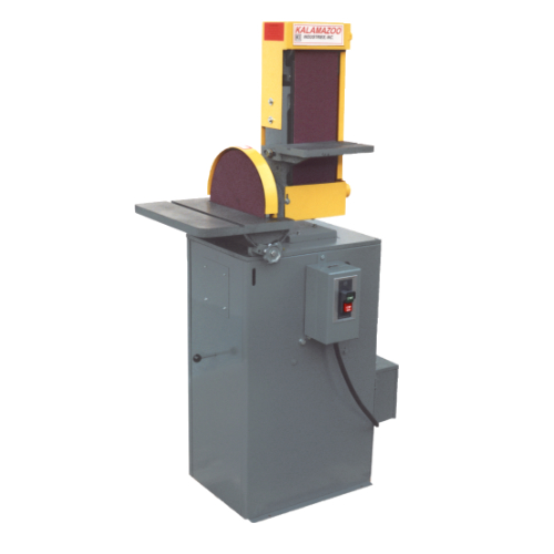 S612 replacement parts, How to get the most out of your Kalamazoo Industries belt sander, Kalamazoo Industries belt sander, belt sander, S612V 6 x 48 inch combination sander, abrasive, heavy duty