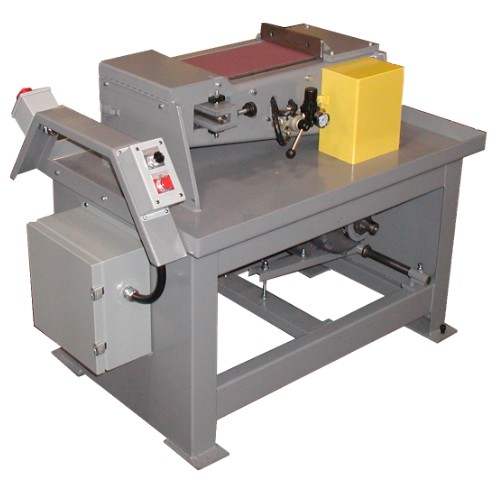S8HW 8 X 60 INCH INDUSTRIAL HORIZONTAL WET BELT SANDER