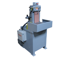 S8W 8 x 60 inch wet vertical belt sander