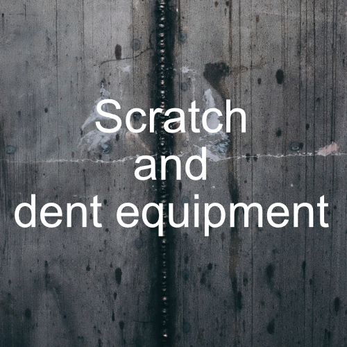 Scratch and Dent Equipment