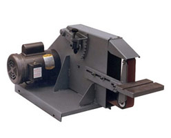 S272, Kalamazoo Industries, belt grinder