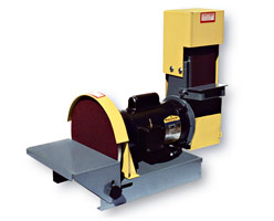 DS10-4S Heavy Duty Industrial Combination Sander